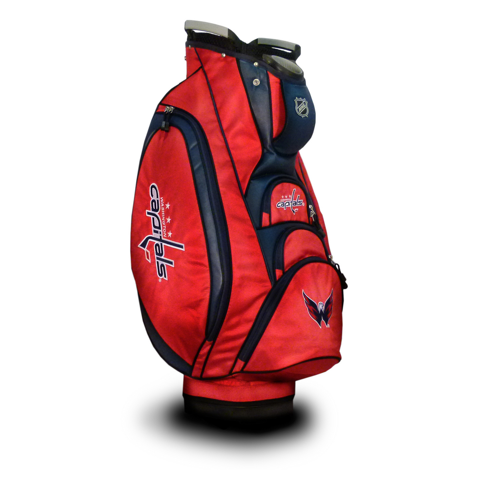 Washington Capitals Nhl Victory Cart Bag