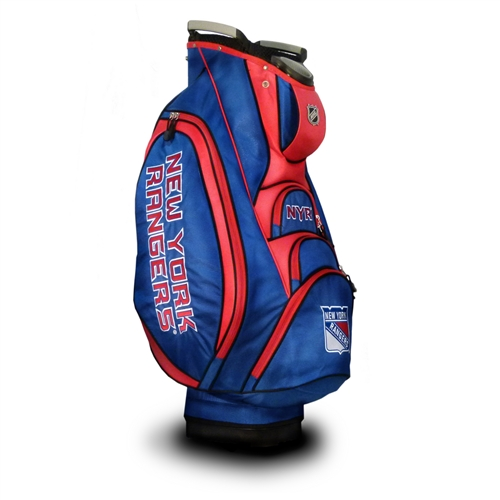 New York Rangers Nhl Victory Cart Bag