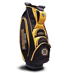 Boston Bruins NHL Team Golf Victory Cart Bag