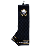 Buffalo Sabres Embroidered Golf Towel