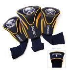 Buffalo Sabres Golf Headcovers Set of Three