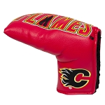 Calgary Flames Vintage Blade Putter Cover