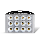 Chicago Blackhawks Dozen Logo Golf Balls