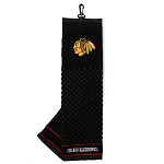 Chicago Blackhawks Embroidered Golf Towel