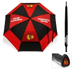 Chicago Blackhawks Golf Umbrella