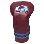 Colorado Avalanche Vintage Driver Head Cover