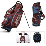 Colorado Avalanche NHL Golf Stand Bag