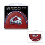 Colorado Avalanche Mallet Putter Cover