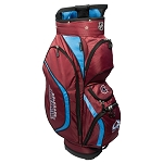 Colorado Avalanche Clubhouse Cart Bag