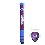 Colorado Avalanche Oversize Golf Putter Grip