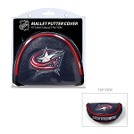 Columbus Blue Jackets Mallet Putter Cover