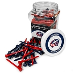 Columbus Blue Jackets NHL Golf Tees 175 Pack