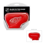 Detroit Red Wings Blade Putter Cover