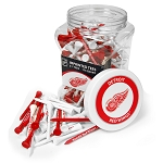 Detroit Red Wings NHL Golf Tees 175 Pack
