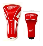 Detroit Red WIngs Golf Driver Head Cover