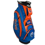 Edmonton Oilers NHL Team Golf Victory Cart Bag