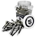 Los Angeles Kings NHL Golf Tees 175 Pack