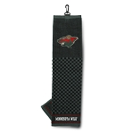 Minnesota Wild Embroidered Golf Towel