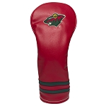 Minnesota Wild Vintage Fairway Head Cover