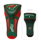 Minnesota Wild Golf Driver Head Cover