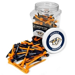 Nashville Predators NHL Golf Tees 175 Pack