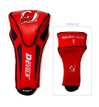 New Jersey Devils Golf Driver Head Cover
