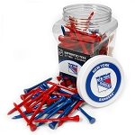 New York Rangers NHL Golf Tees 175 Pack