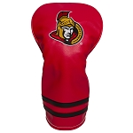 Ottawa Senators Vintage Driver Head Cover