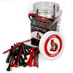 Ottawa Senators NHL Golf Tees 175 Pack