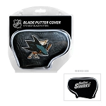 San Jose Sharks Blade Putter Cover
