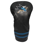 San Jose Sharks Vintage Driver Head Cover