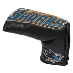 San Jose Sharks Vintage Blade Putter Cover