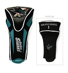 San Jose Sharks Golf Driver Head Cover