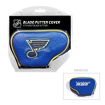 St. Louis Blues Blade Putter Cover