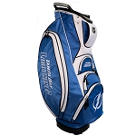 Tampa Bay Lightning NHL Team Golf Victory Cart Bag