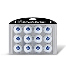 Toronto Maple Leafs Logo Golf Balls
