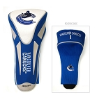 Vancouver Canucks Golf Driver Head Cover