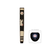 Winnipeg Jets Oversize Golf Putter Grip