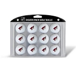 Arizona Coyotes Dozen Logo Golf Balls