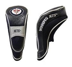 Winnipeg Jets Golf Hybrid Headcover