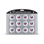 New York Islanders Dozen Logo Golf Balls