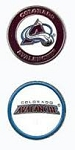 Colorado Avalanche Ballmarker