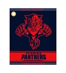 Florida Panthers Woven Towel
