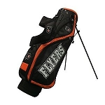 Philadelphia Flyers NHL Team Golf Nassau Golf Stand Bag