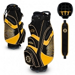 Boston Bruins Bucket Golf  Cart Bag