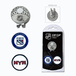 New York Rangers Hat Clip