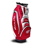 Detroit Red Wings NHL Team Golf Victory Cart Bag