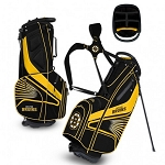 Boston Bruins Grid Iron III Golf Stand Bag