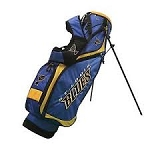 St. Louis Blues NHL Team Golf Nassau Golf Stand Bag