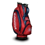 Montreal Canadiens NHL Team Golf Victory Cart Bag